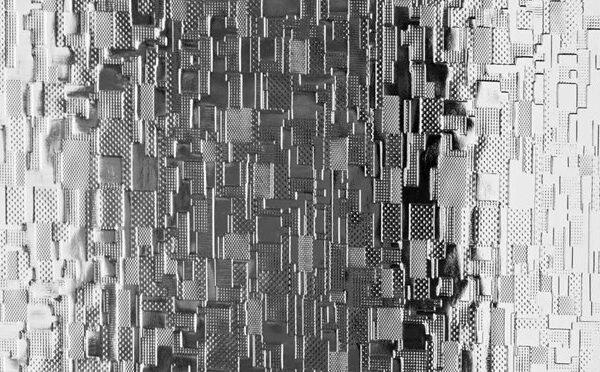 Digital obscure glass pattern