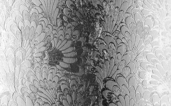 Pelerine obscure glass pattern