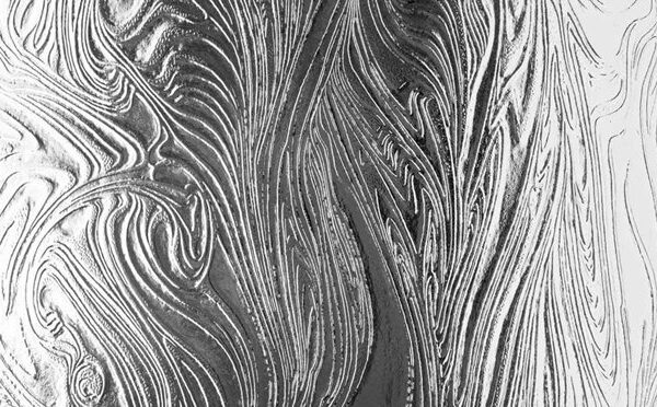 Taffeta obscure glass pattern
