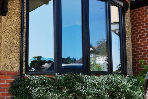 Many more people are customizing their homes with high specification aluminium windows. Popular colours are black, anthracite grey and golden brown. Made and installed to last and keep homes warm and secure.